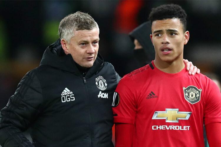 Manchester United Greenwood