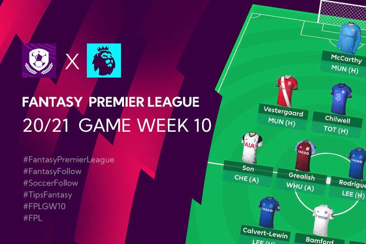 เทคนิค จัดทีม วางแผนใน Fantasy Premier League TH GameWeek 10